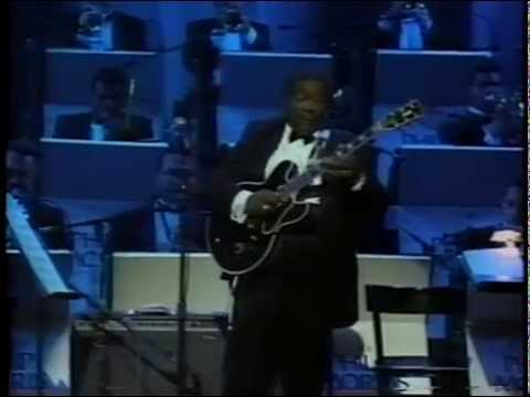 B B King Live At The Apollo When Love Cames To Town
