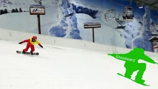 fast & dynamic riding | Snowboard Beginner Lesson #11