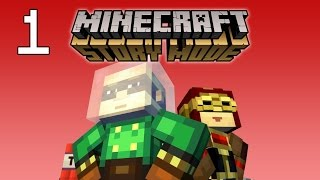Minecraft: Story Mode Ep.2 [NL] Ep.1 (Redstonia!)(Minecraft: Story Mode | Episode 2-1 | Afspeellijst: https://www.youtube.com/watch?v=n-gM0FfFaOc&list=PLFLcw5q67Ug1Eialw8qwdD4B6XWz2RoHW ..., 2015-10-28T18:21:45.000Z)