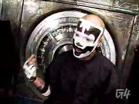 Shaggy 2 Dope Of Insane Clown Posse (icp) G4tv Interview