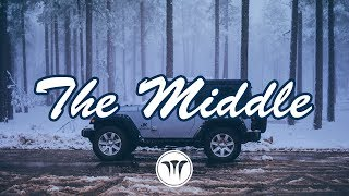 Zedd - The Middle  🎵(ft. Maren Morris, Grey) [Lyrics Lyric Video]