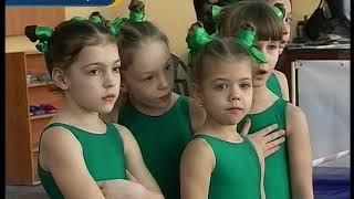 У Кропивницькому розпочалися Всеукраїнські змагання зі спортивної гімнастики