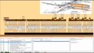 Exeter West Signalbox Simulation