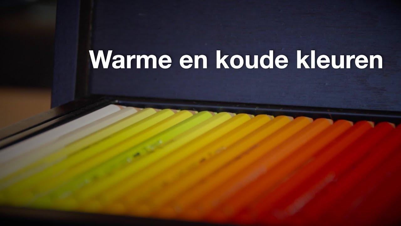 Warme en koude kleuren voor diepte in je tekeningen youtube - Warme en koude kleuren in verf ...