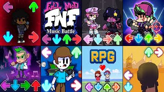 Carol and Whitty date story FNF,Tuesday night music party FNF,FNF Mod Music Game,Music Battle