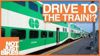 The Trains that Subsidize Suburbia - GO Transit Commuter Rail