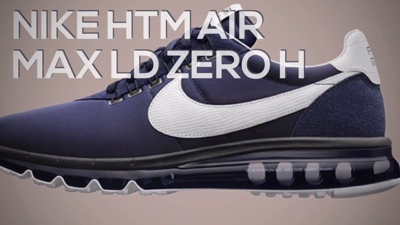 brand new 58320 53993 NIKE HTM AIR MAX LD ZERO H  SNEAKERS T