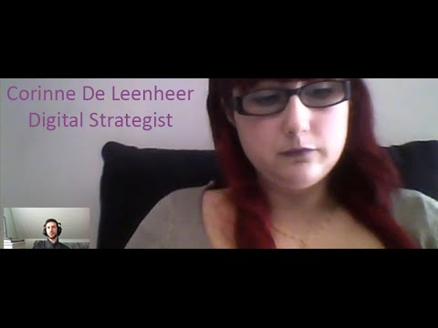 [Podcast Ep.01] Corinne De Leenheer - Digital Strategist