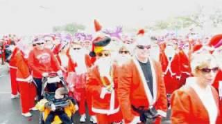 The Great Santa Run 2010