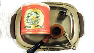 "Pipe Tobacco Review: ""McClelland Christmas Cheer 2015"""