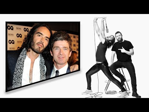 Noel Gallagher's FIRST Interview - The Russell Brand Show Best Bits