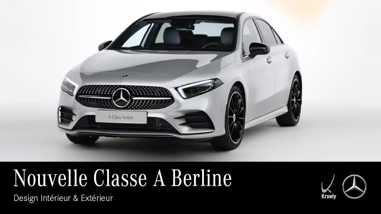 Nouvelle Mercedes Benz Classe A Berline