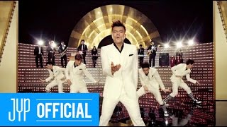 "J.Y. Park(박진영) ""You're the one(너 뿐이야)"" M/V (Dance Ver.)"
