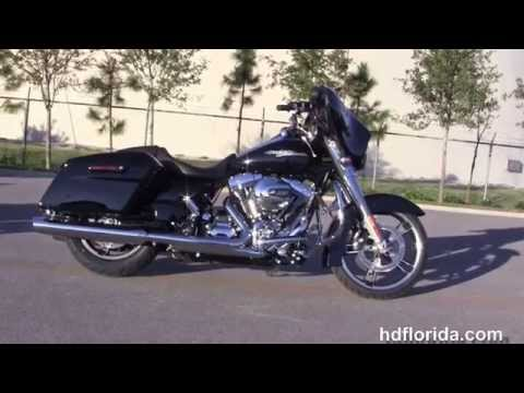 New 2015 Harley Davidson Street Glide Motorcycles for sale in Georgia