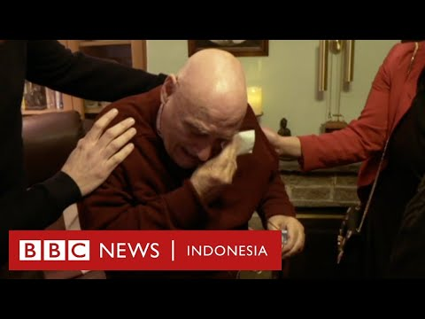 Kejutan warga Muslim bagi lansia kesepian di hari Natal - BBC News Indonesia