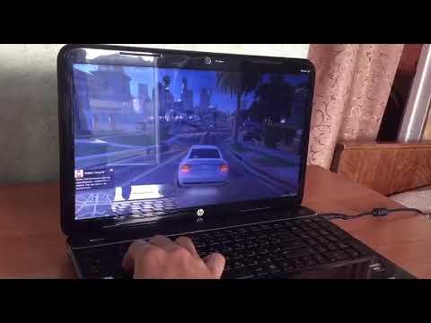 Игровой ноутбук HP Pavilion G6 A10/7670
