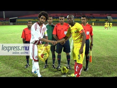 Maurice 1 (1) – Togo 1 (0) : le Club M frôle l'exploit!