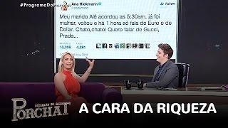 Ana Hickmann comenta tweets antigos e prova que rico também sofre thumbnail
