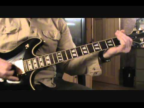 Aerosmith Remember (Walking in The Sand) Guitar Lesson