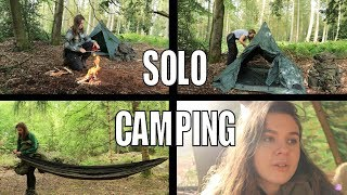 Should you Solo Cąmp ? Tips on Camping Alone