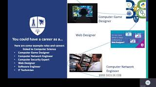 Options Evening - Computer Science