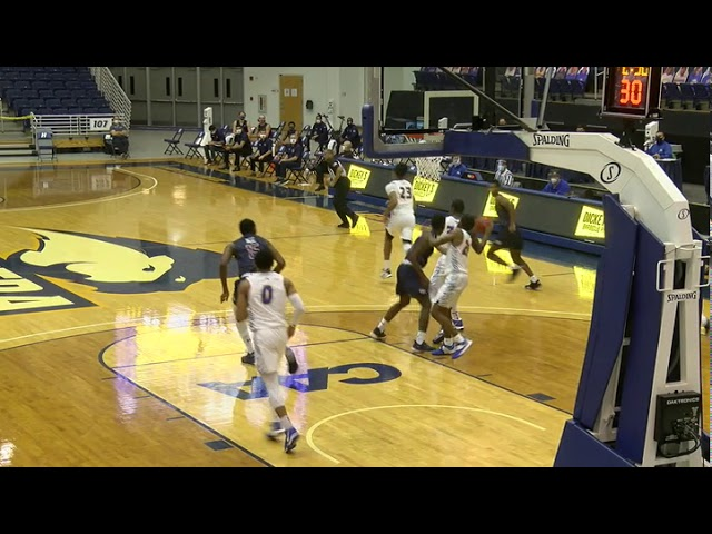 Hofstra versus Fairleigh Dickinson Highlights (11/30/2020)