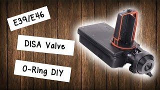 Video E39/E46 DISA Valve O-Ring DIY download MP3, 3GP, MP4, WEBM, AVI, FLV September 2018