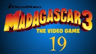 Madagascar 3: The Video Game Walkthrough Part 19 (Paris: Circus Games)