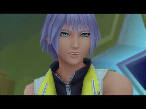 Riku Being Gay