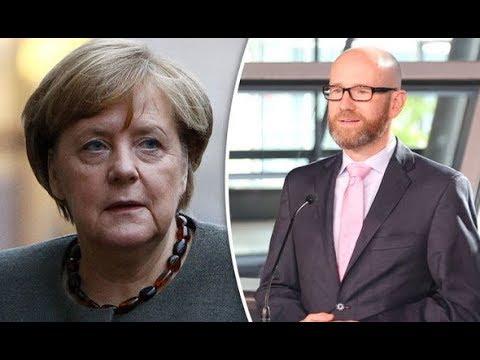 Angela Merkel's despair as coalition talks reach crisis point