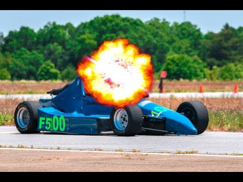 MY FORMULA CAR BLEW UP AT HOMESTEAD-MIAMI SPEEDWAY