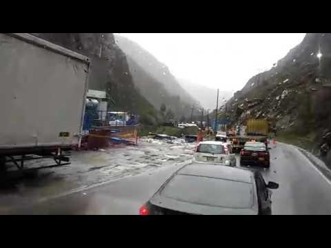 Carretera central accidente 2017