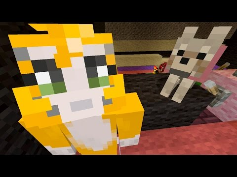 Minecraft Xbox - Curtain Drop [424]