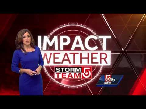 Video:  Snow fall amounts, storm timeline update