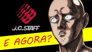 One Punch Man na JC Staff E AGORA?