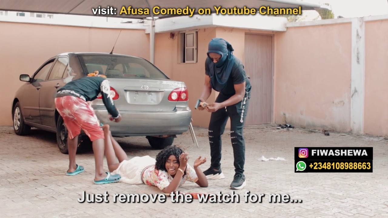 Download AFUSA COMEDY: THE ROBBERY