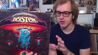 Album Review 128:  Boston - Boston