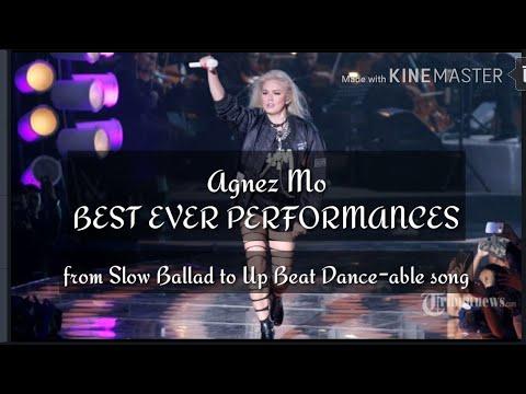Agnez Mo - Best Live Performances    Dance and Vocal