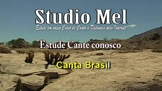 C2602 - Música - Canta Brasil - Gal Costa