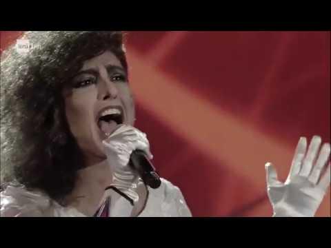 Valeria Altobelli è Loredana Bertè: