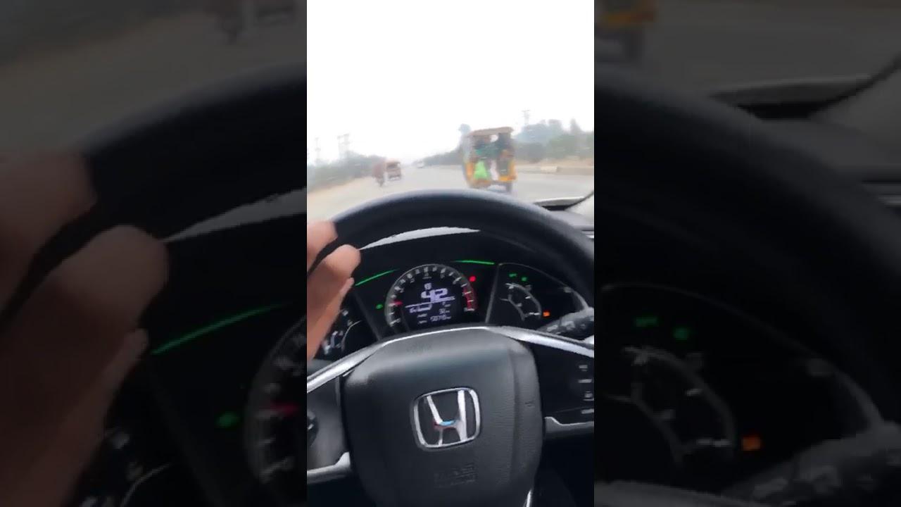 Honda Civic X Car Status For WhatsApp | Car Status Collection 😎