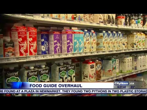 Canada food guide to get massive overhaul