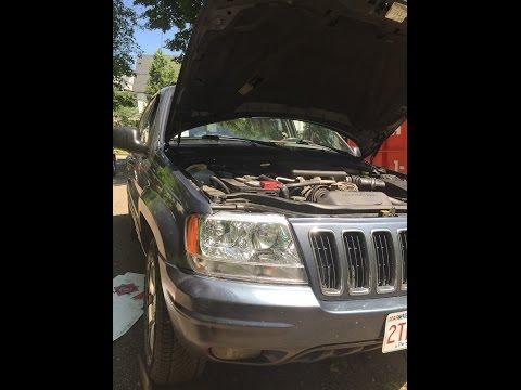 Check Engine code P0138 Jeep Grand Cherokee, Fixed!