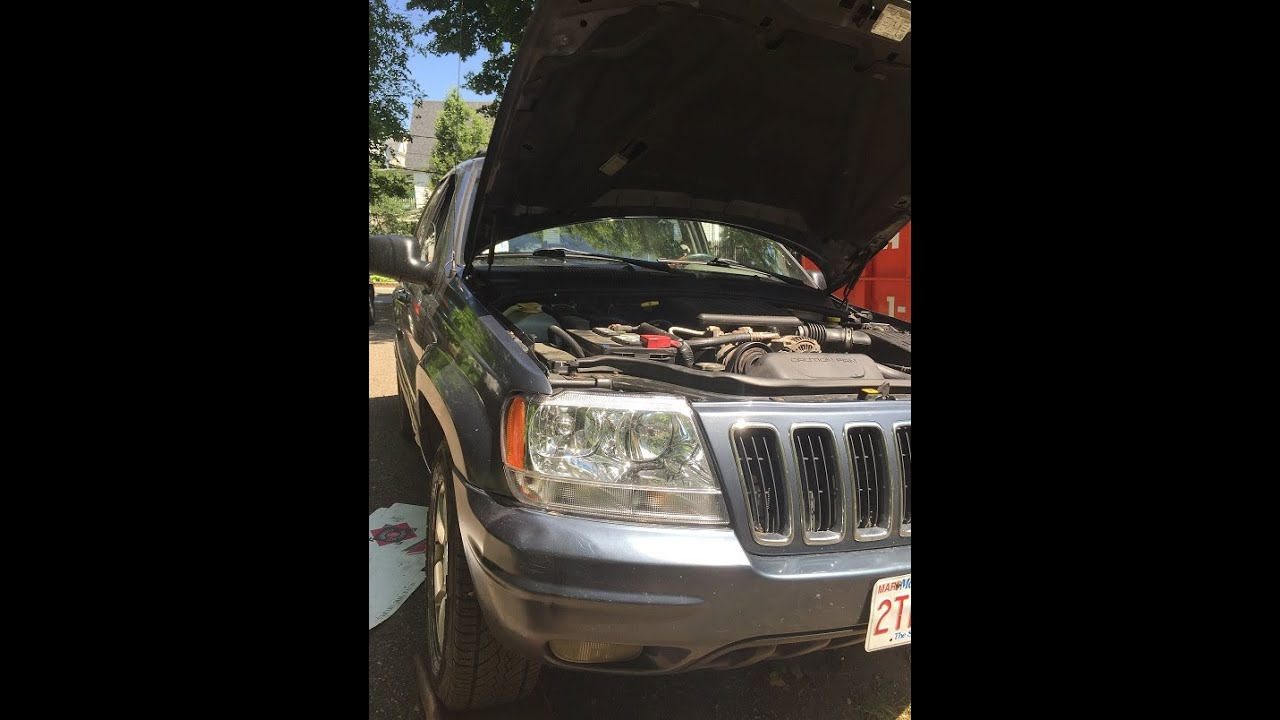 Check Engine Code P0138 Jeep Grand Cherokee, Fixed!