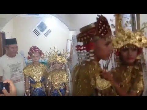 Lagi, Heboh Pernikahan Sepasang Bocah SMP Dan SD Asal Banyuasin