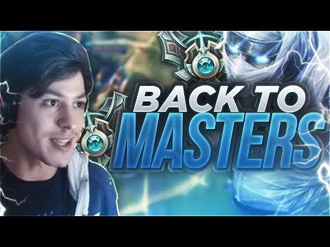 LL STYLISH | BACK TO MASTERS !!!