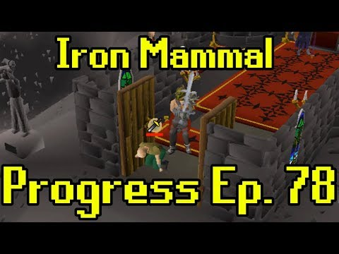 Oldschool Runescape - 2007 Iron Man Progress Ep. 78 | Iron M