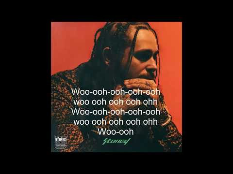 Post Malone  - Up There/ letra Español