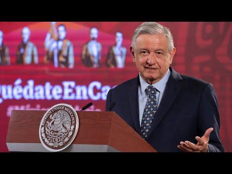 Conferencia de prensa en vivo. Jueves 11 de junio 2020 | Presidente AMLO