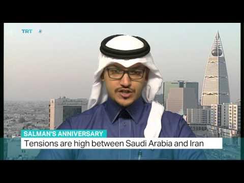 Interview with Salman Al Ansari on Saudi Arabia's King Salman's first year of rule